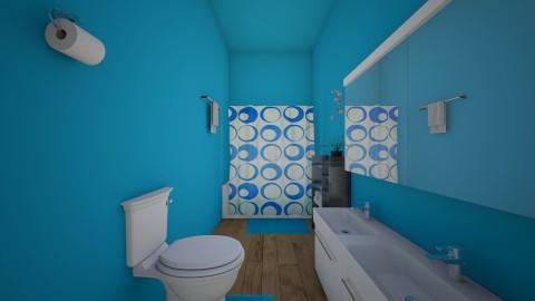 Bathroom - Bathroom - by NeshelleNewburn