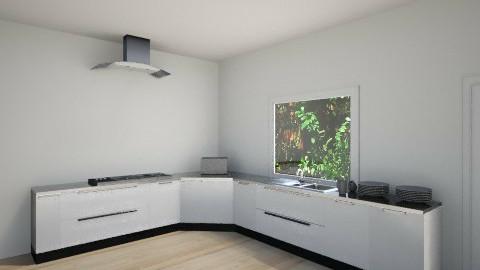 uau - Kitchen - by JeSou
