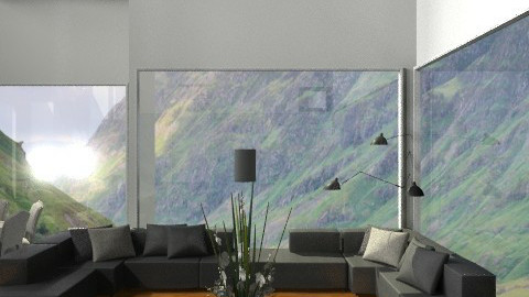 MultiLevel - Modern - Living room - by Marcus little