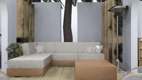 outdoor living - Modern - Garden - by gemmalou42