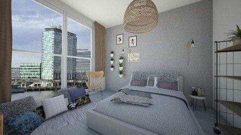 Slaapkamer - Bedroom - by Simonexx