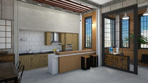 IP Artisan Kitchen - by facundo