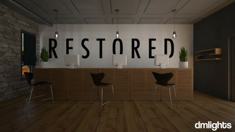 restoration home - Minimal - by DMLights-user-1535782