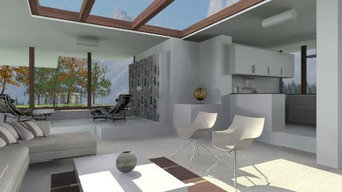 Lapalma - Modern - Living room - by liling