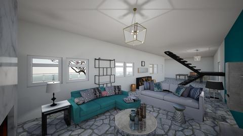 HOuse 1 - by Orange Blossom Interiors