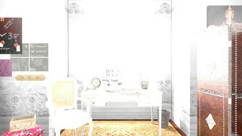 DesignersStudio - Glamour - Office - by leandrakatelyn