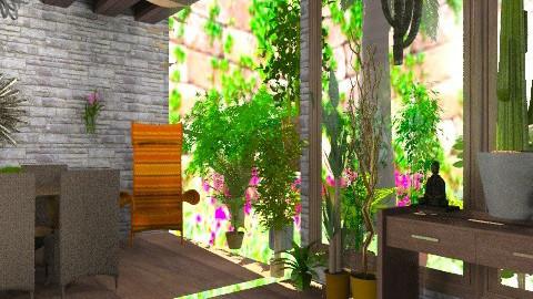 Milven Living - Eclectic - Living room - by missjojo