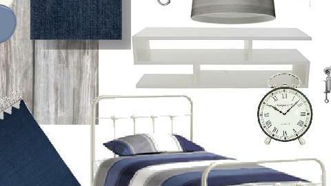 bedroom for boys - by DeeTom