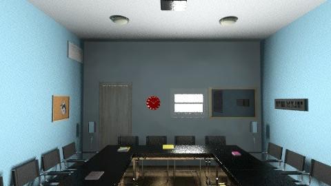 Salon de clases oficial - Minimal - Office - by michaels