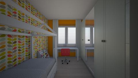 KIDSroom2 - Kids room - by maryna191
