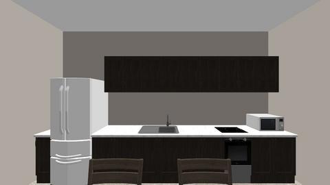 Kitchen Interior Design - Kitchen - by CallieFreeman2203