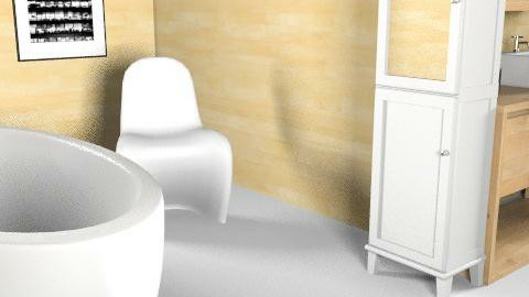 flogar - Country - Bathroom - by fried