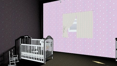 ITS A BABY GIRL - Bedroom - by JA Design