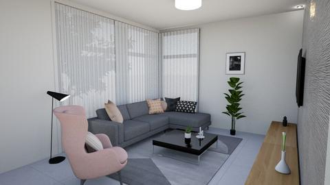 3166 - Living room - by adi kosaev