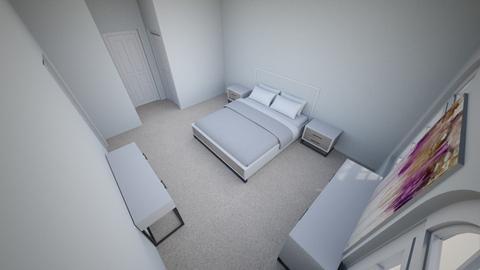 room - Bedroom - by Kerissa Montgomery