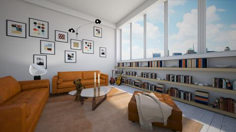 Home - Eclectic - Living room - by amandafern