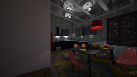 kitchen lux - Kitchen - by niok