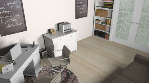 study - Classic - Office - by avycakes218
