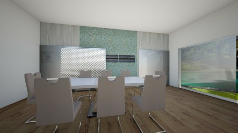 Dining room - Dining room - by Muzzibaby