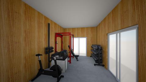 Gym 2 - by rogue_08215154d28380279b6cf35108b3c