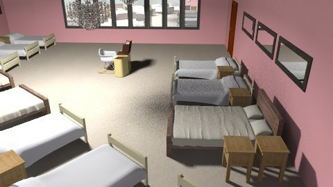 Big Brother Bedroom - Retro - Bedroom - by designerrich123