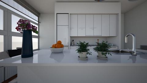 dona - Kitchen - by georgiarafferty14