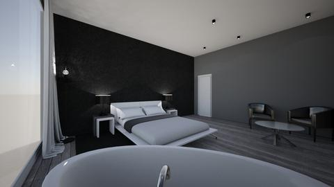 elifnt - Modern - Bedroom - by jakubm87