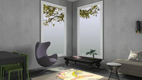 Dixon - Modern - Living room - by Kaarina