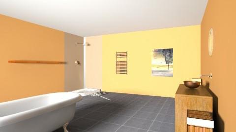 rusticbathroom - Rustic - Bathroom - by housedesignaustralia