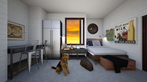 Apartmant Life  - Bedroom - by Izabel_M