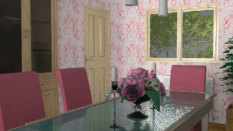 Dining Room for Liz 2 - Dining Room - by SylviaAst