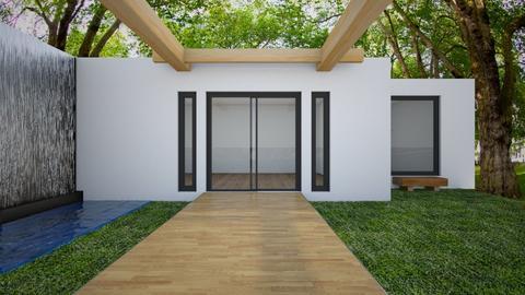 Entrance - by hannah25