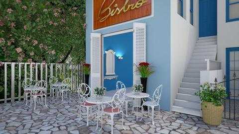 Villa Gaya Bistro - Feminine - Office - by Mariesse Paim