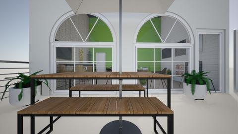 Front office - Minimal - Office - by mgangles