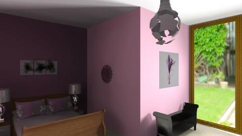 Girls Bedroom - Feminine - Bedroom - by AoifeK