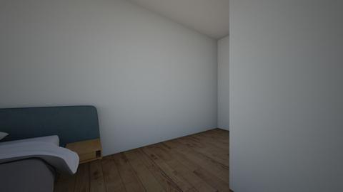 5187 - Modern - Bedroom - by prasenjitsaha
