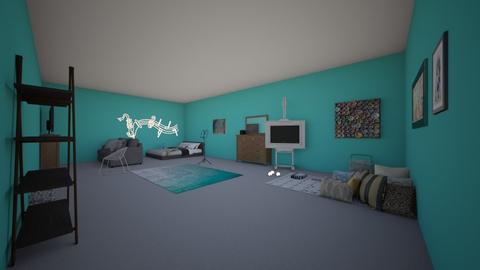 Cute Room - Classic - Bedroom - by styler world