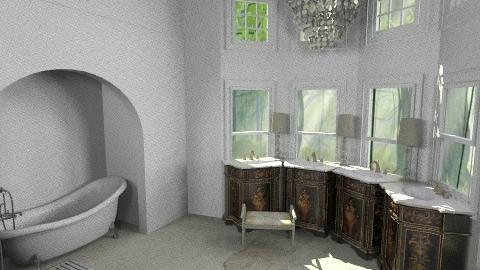 princess bathroom - Bathroom - by rosiedoll