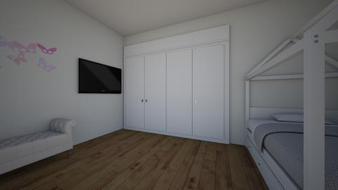 twin room - Bedroom - by fredjuhh