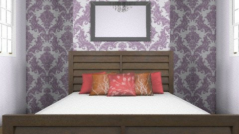 vibrancy - Bedroom - by Burkota