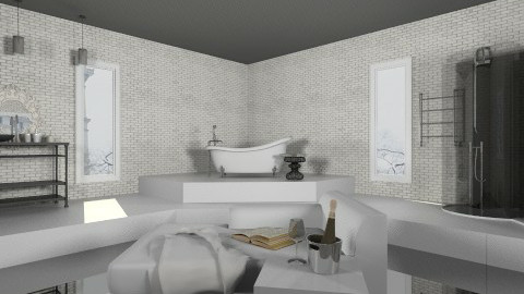 704 - Modern - Bathroom - by josephinesw