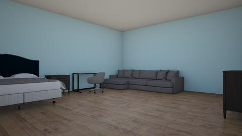 Bedroom for spanish - Bedroom - by nash appell