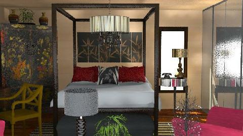 Slumber - Bedroom - by tingo