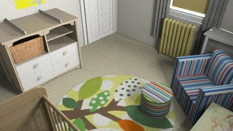 Baby Nursery - Eclectic - Kids room - by pianoscry