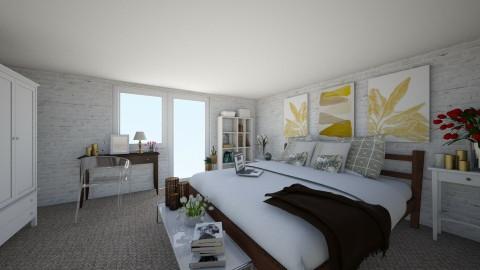 pillow talk - Bedroom - by AnaDaisy