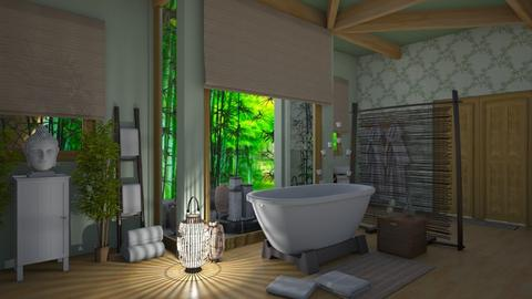 Relax - Bathroom - by CCPompey