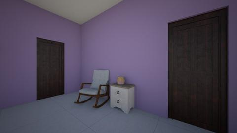 Amal  - Bedroom - by amal_khdour