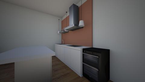 kitchen - by kamiki1011