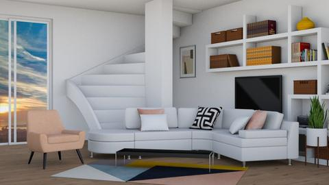 Modern Living Area - Modern - Living room - by 123LittleMe