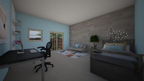 Dream roo - Modern - Bedroom - by mrcrow711